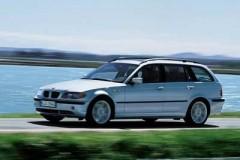 BMW 3 sērijas Touring E46 universāla foto attēls 9