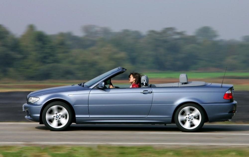 Bmw 3 Series E46 Cabrio 2003 2007 Reviews Technical Data Prices
