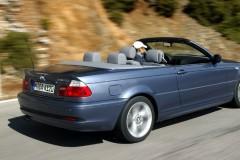 BMW 3 sērijas E46 kabrioleta foto attēls 5