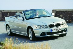 BMW 3 sērijas E46 kabrioleta foto attēls 6