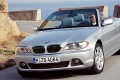BMW 3 sērijas E46 kabrioleta foto attēls 8