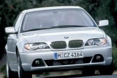 BMW 3 sērijas E46 kupejas foto attēls 9