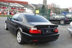 BMW 3 sērijas E46 kupejas foto attēls 10