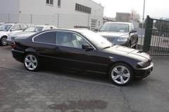 BMW 3 sērijas E46 kupejas foto attēls 11