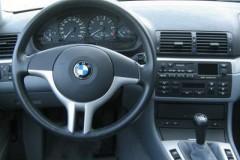 BMW 3 sērijas E46 kupejas foto attēls 6