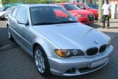 BMW 3 sērijas E46 kupejas foto attēls 14