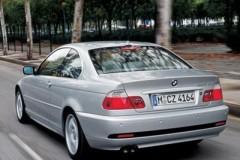 BMW 3 sērijas E46 kupejas foto attēls 3