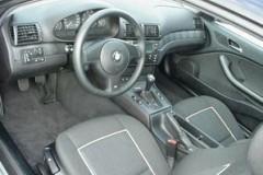 BMW 3 sērijas E46 kupejas foto attēls 15