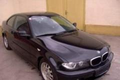 BMW 3 sērijas E46 kupejas foto attēls 16
