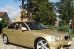 BMW 3 sērijas E46 kupejas foto attēls 17