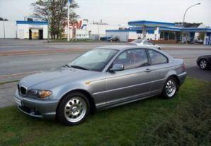 BMW 3 sērija 2003 foto attēls