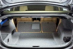 BMW 3 sērijas E90 sedana foto attēls 13
