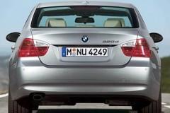 BMW 3 sērijas E90 sedana foto attēls 1