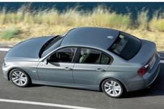 BMW 3 sērijas E90 sedana foto attēls 3