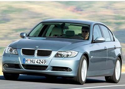 BMW 3 sērija 2005 foto attēls