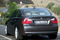 BMW 3 sērijas E90 sedana foto attēls 9