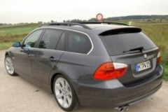 BMW 3 series Touring E91 estate car photo image 15