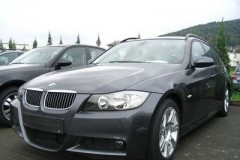 BMW 3 series Touring E91 estate car photo image 1