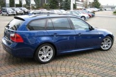 BMW 3 series Touring E91 estate car photo image 14