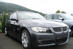 BMW 3 series Touring E91 estate car photo image 4