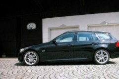 BMW 3 series Touring E91 estate car photo image 6