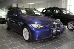 BMW 3 series Touring E91 estate car photo image 11