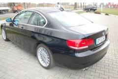 BMW 3 sērijas E92 kupejas foto attēls 7
