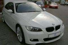 BMW 3 sērijas E92 kupejas foto attēls 9