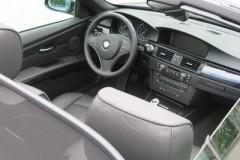 BMW 3 sērijas E93 kabrioleta foto attēls 19