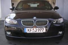 BMW 3 sērijas E93 kabrioleta foto attēls 18