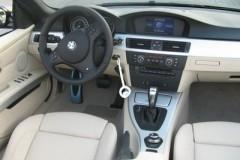BMW 3 sērijas E93 kabrioleta foto attēls 14