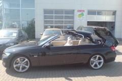 BMW 3 sērijas E93 kabrioleta foto attēls 12