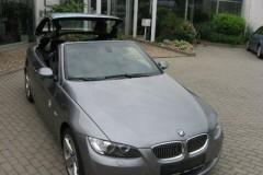 BMW 3 sērijas E93 kabrioleta foto attēls 11