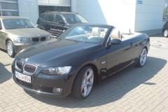 BMW 3 sērijas E93 kabrioleta foto attēls 10