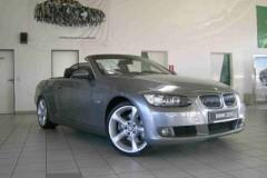 BMW 3 sērijas E93 kabrioleta foto attēls 4