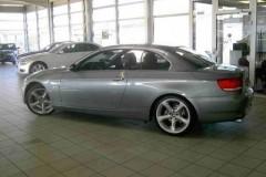 BMW 3 sērijas E93 kabrioleta foto attēls 7