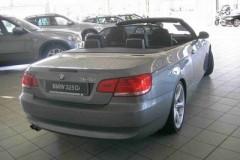 BMW 3 sērijas E93 kabrioleta foto attēls 9