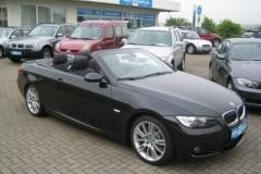 BMW 3 sērijas E93 kabrioleta foto attēls 20