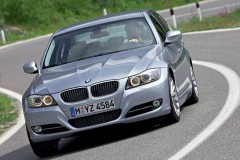 BMW 3 series E90 sedan photo image 1