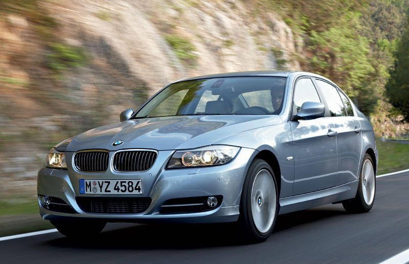 BMW 3 series 2008 photo image