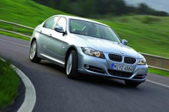 BMW 3 series E90 sedan photo image 3
