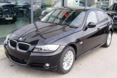 BMW 3 series E90 sedan photo image 16