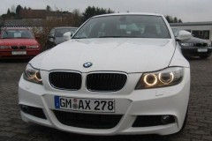 BMW 3 series E90 sedan photo image 12