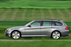 BMW 3 sērijas Touring E91 universāla foto attēls 16
