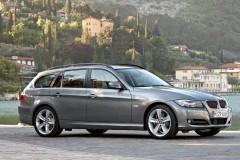 BMW 3 sērijas Touring E91 universāla foto attēls 14