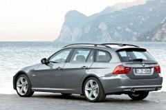 BMW 3 sērijas Touring E91 universāla foto attēls 11