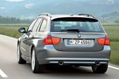BMW 3 sērijas Touring E91 universāla foto attēls 10
