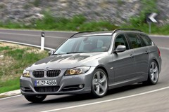 BMW 3 sērijas Touring E91 universāla foto attēls 9
