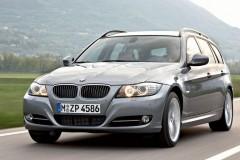 BMW 3 sērijas Touring E91 universāla foto attēls 3