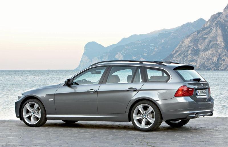 BMW 3 series Touring E91 Estate car / wagon 2008 - 2012 reviews ...